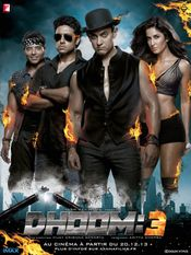Affiche Dhoom 3