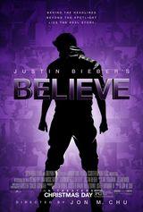 Affiche Justin Bieber : Believe
