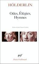 Couverture Odes, Élégies, Hymnes
