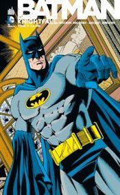 Couverture La Fin - Batman : Knightfall, tome 5