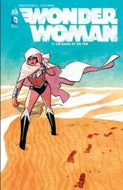 Couverture De Sang et de Fer - Wonder Woman, tome 3