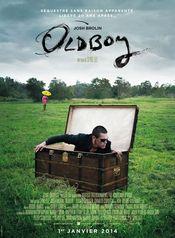 Affiche Oldboy (US)