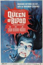 Affiche Queen of blood