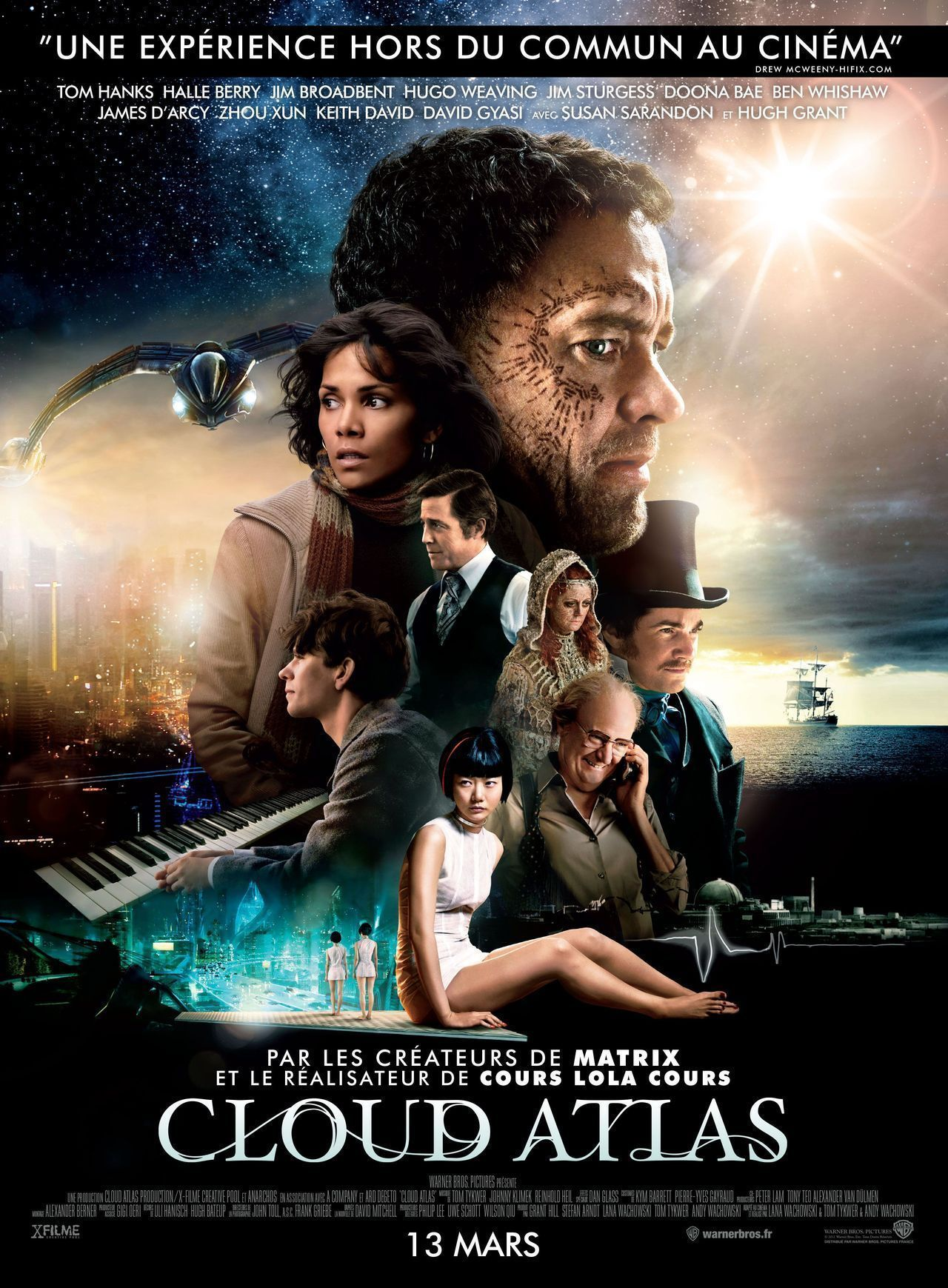 Cloud Atlas - Film (2012) - SensCritique