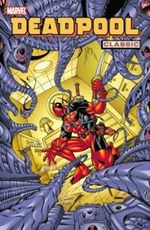 Couverture Deadpool Classic, tome 4