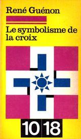 Couverture Le symbolisme de la croix