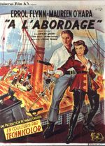Affiche A l'abordage