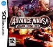 Jaquette Advance Wars: Dark Conflict