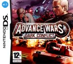 Jaquette Advance Wars : Dark Conflict