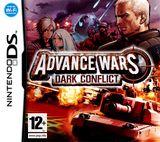 Jaquette Advance Wars : Dark Conflict