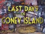 Affiche Last Days of Coney Island