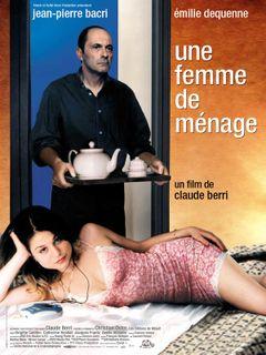 Affiche Une femme de ménage