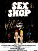 Affiche Sex-shop