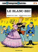 Couverture Le Blanc-bec - Les Tuniques bleues, tome 14