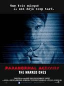 Affiche Paranormal Activity : The Marked Ones