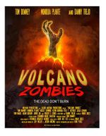 Affiche Volcano Zombies