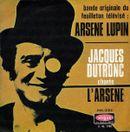 Pochette Arsène Lupin : L'Arsène / Stercok (Single)