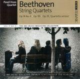 Pochette BBC Music, Volume 17, Number 9: String Quartets op. 18 no. 4, op. 135, op. 95