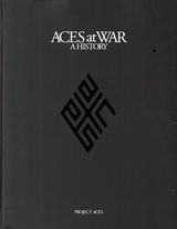 Couverture ACES at WAR: A History