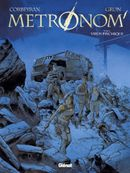 Couverture Virus psychique - Métronom', tome 4