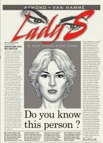 Couverture Pour la peau d'une femme - Lady S, tome 9