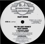 Pochette Yo Yo Get Funky (Single)