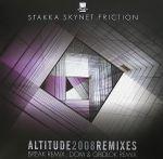 Pochette Altitude 2008 Remixes