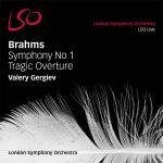Pochette Symphony no. 1 / Tragic Overture (Live)