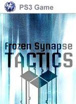 Jaquette Frozen Synapse : Tactics