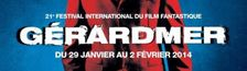 Cover Festival International du Film Fantastique de Gérardmer 2014