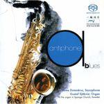 Pochette Antiphone Blues