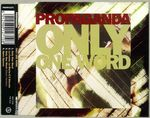Pochette Only One Word (Single)