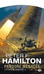 Couverture Pandore menacée - L'Étoile de Pandore, tome 2