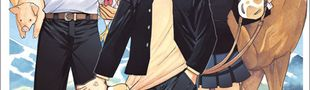 Illustration Liste d'achats annotée - BD/Mangas