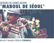 Affiche Maboul de Séoul