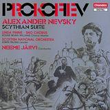 Pochette Alexander Nevsky / Scythian Suite