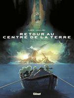 Couverture Le Chant des abysses - Retour au Centre de la Terre, tome 1