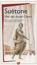 Couverture Vies des douze Césars
