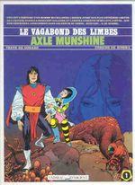 Couverture Axle Munshine - Le Vagabond des Limbes, tome 1