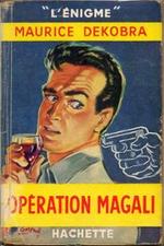 Couverture Opération Magali