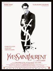 Affiche Yves Saint Laurent