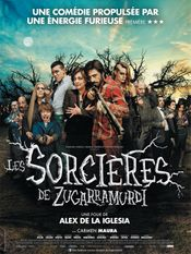 Affiche Les Sorcières de Zugarramurdi