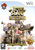 Jaquette Metal Slug Anthology