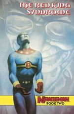 Couverture The Red King Syndrome - Miracleman, tome 2