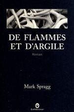 Couverture De flammes et d'argile