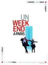 Affiche Un weekend à Paris