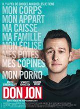 Affiche Don Jon