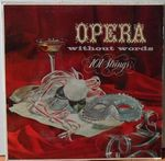 Pochette Opera Without Words