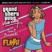Pochette Grand Theft Auto: Vice City, Volume 4: Flash FM (OST)