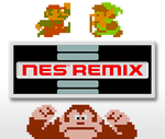 Jaquette NES Remix